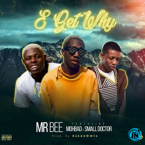 Mr Bee – E Get Why ft. Small Doctor & Mohbad
